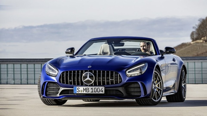 Mercedes-Benz AMG GT R Roadster