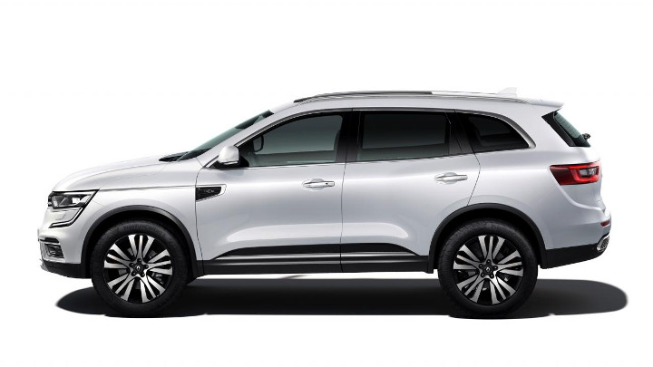 Renault Koleos restylage 2019 lateral